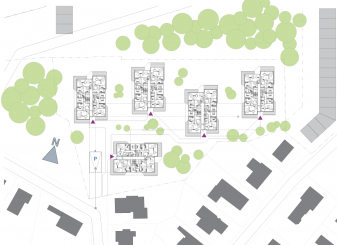 Parc site plan