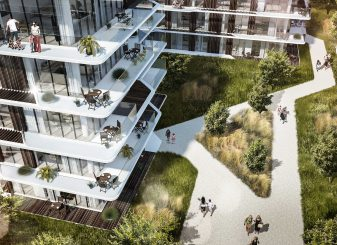 Parc residential balconies