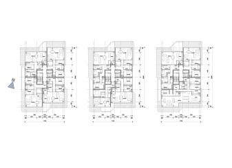 Parc residential floorplans